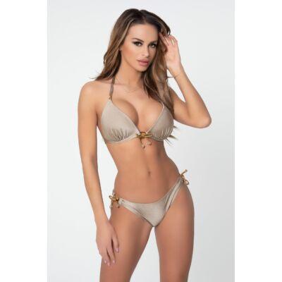 Seychelle bikini karamell-arany
