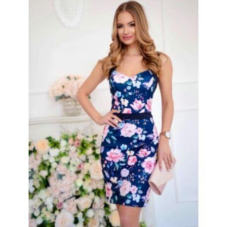 Búzavirág ruha